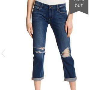 PAIGE size 28 BRIGITTE Boyfriend skinny jeans